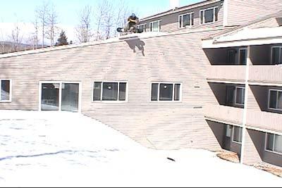 big roof drop (snowboard)