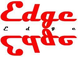 Edge (my fake ski company)