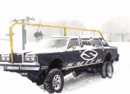 Smith Limo at Hoot-en-anny