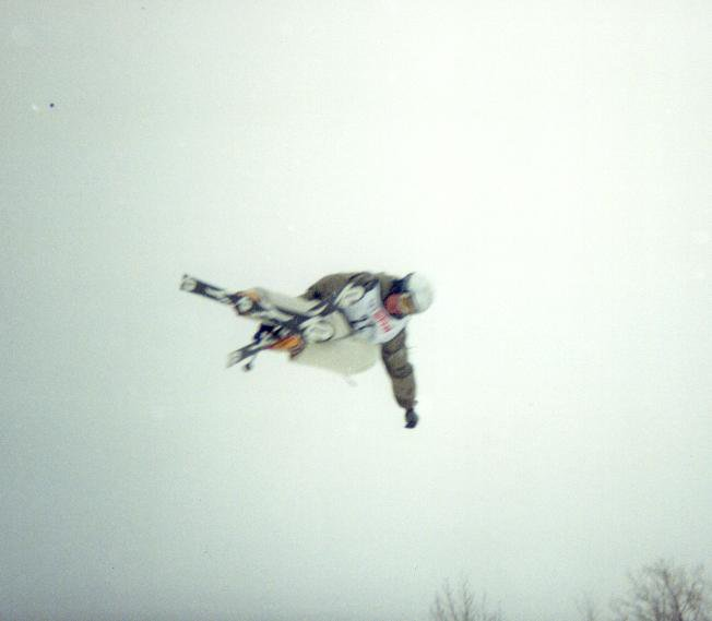 Rory Will at the VT Open pipe (blurry, sorry)
