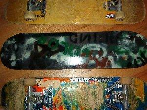 Skate Decks II