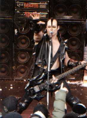 Fucking Jerry Only from the misfits