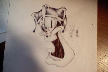 umm just a joker i drew