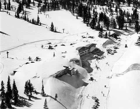 Mammoth Buried winter '69