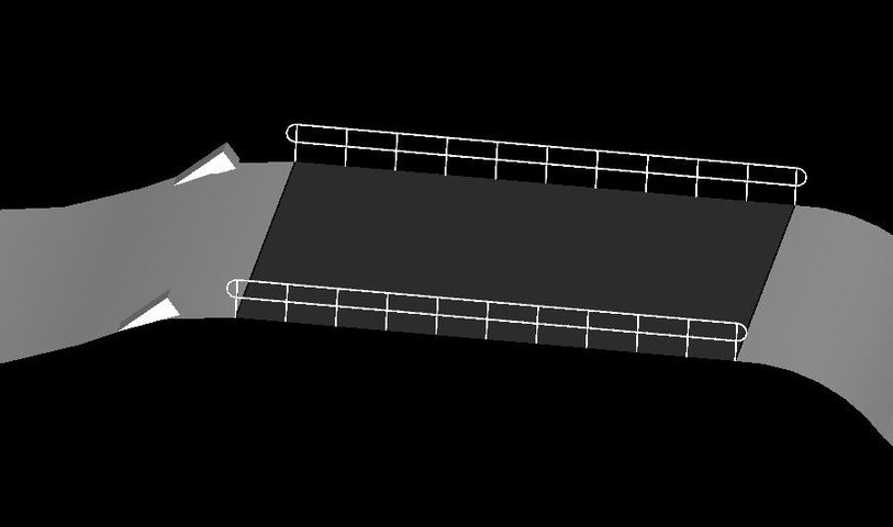 AutoCAD 3d Bridge