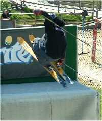 Air 2 Fakie
