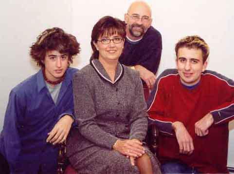 Family, im on the left