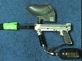 my paintball gun(with up grades)