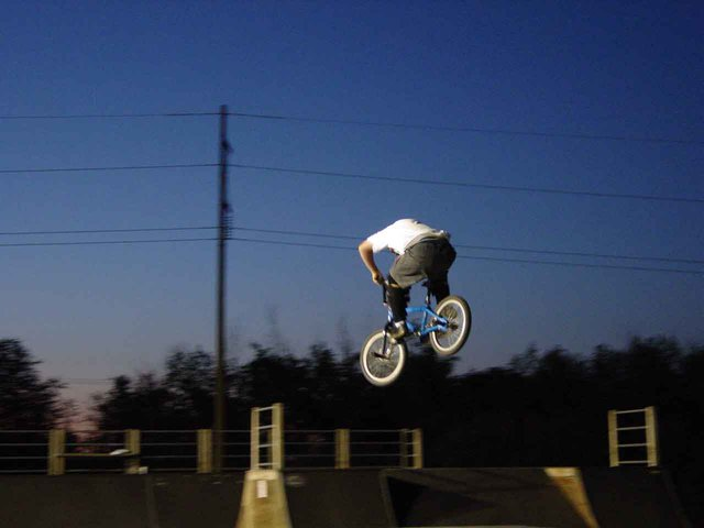 Just Airing it out, i like this shot too