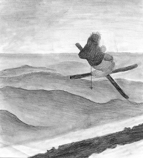 20 minute sketch of Phil Larose