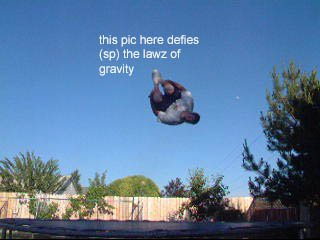 where is the gravity?