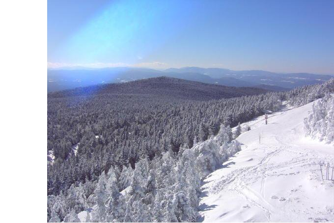 Killington January
