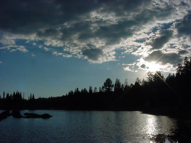 Lake Alpine