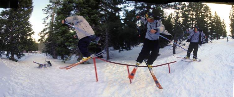 brogan hitting up rail to death