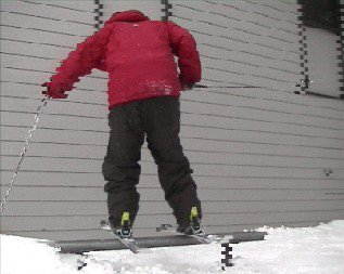 me sliding a mini rail kinda lame but fun