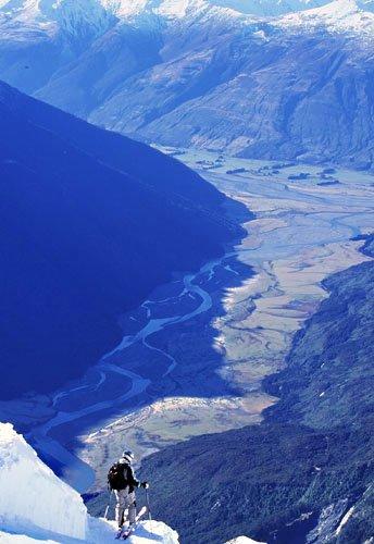 newzealand awesome backcountry shot