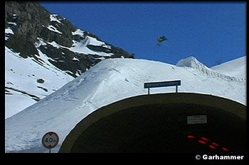 Corked 7 Tail : Over a Tunnel : Seb Garhammer