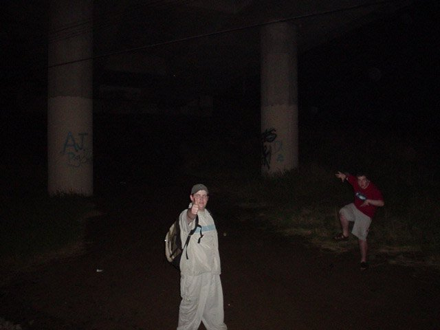 This is what happens to Lord_Piot when he is too high and drunk. The guy giving the thumbs up is a g