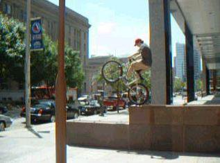 downtown trials line