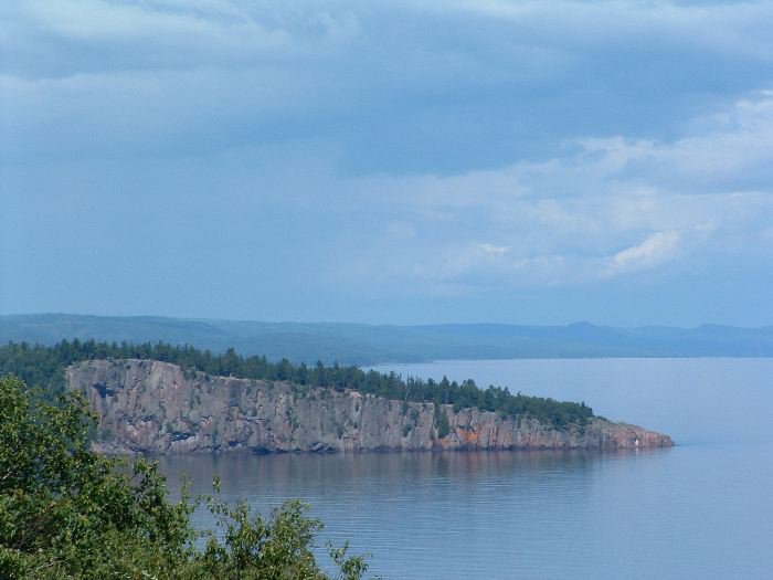 """This is part of Tetegouche State Park in Minnesota. It was used for a fall scene in the movie """"Iron"""