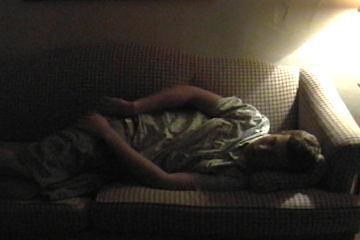 Sleeping steez