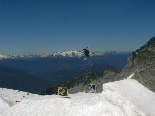 Mr. Cusson flying high