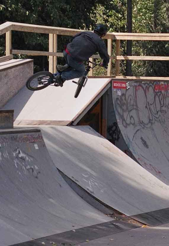 me at the whislter skatepark