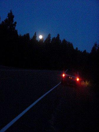 Mt. Hood - Nightscape