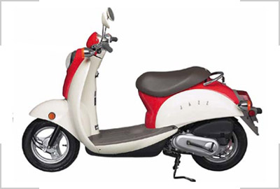 This is the same scooter as mine, but i dont have a digital camera