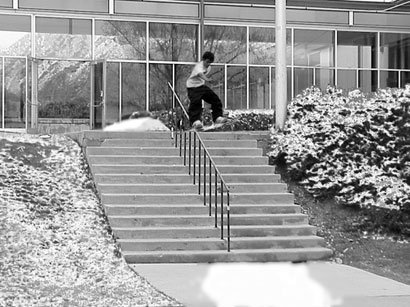 SMOOTH TAIL SLIDE