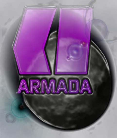 just messing around with armada logo