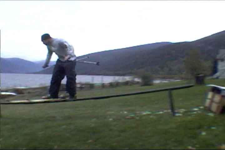 pre season railin