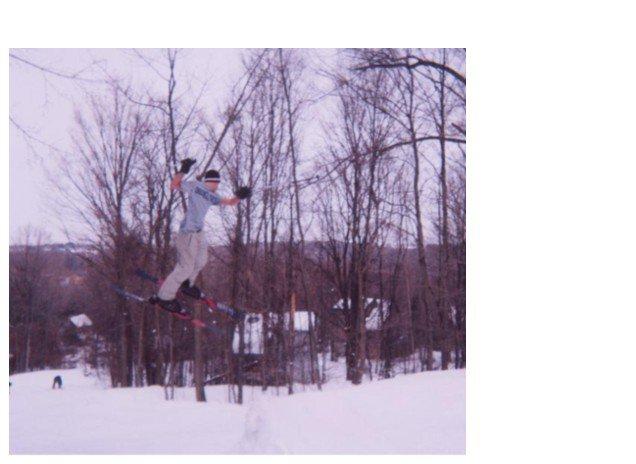 Penn. built jump, 360, kinda gay