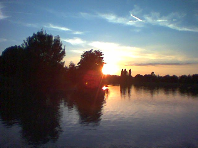French sunset