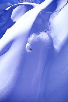 Cover of '03-'04 Mt. Baker Trailmap/Brochure