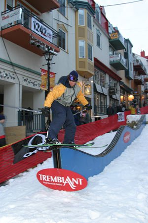 tremblant 1242, Anthony B, killing it..