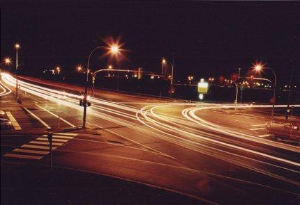 Overpass in Ladner.