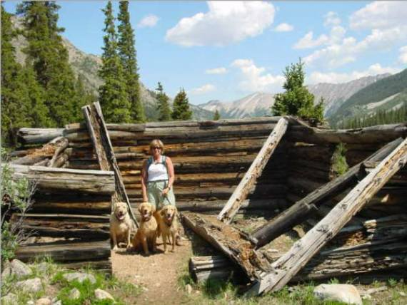 4th o July hike to unamed pass