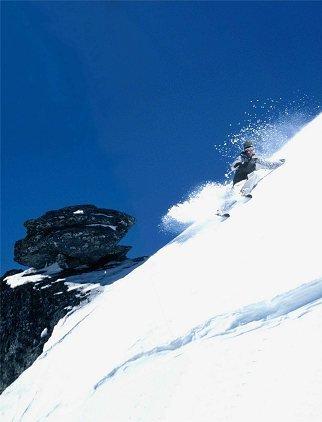 Aussie skiing
