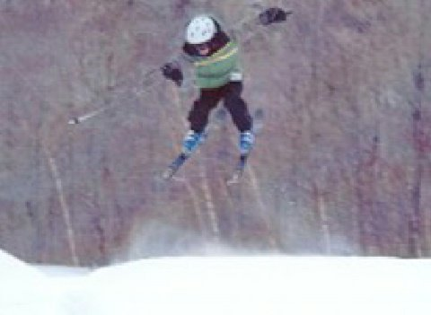 litte brother bustin a 5 over the 25 foot step down