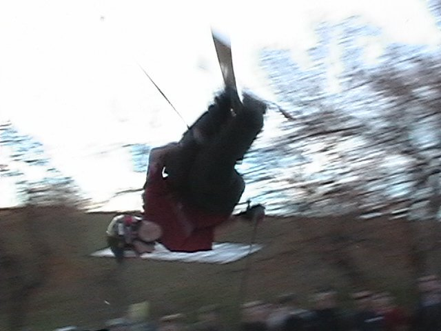 BACKFLIP DISASTER