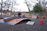 sliding the rail