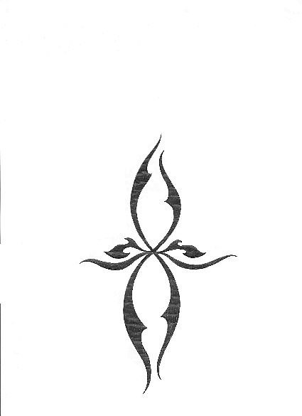 Drawing of my 2nd tattoo.........