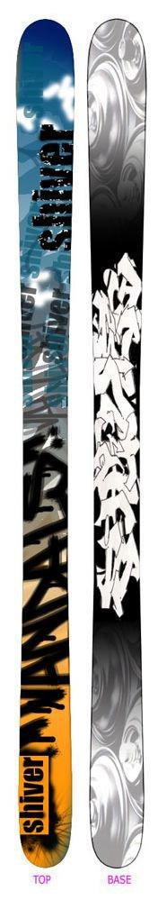 ski design-vandals