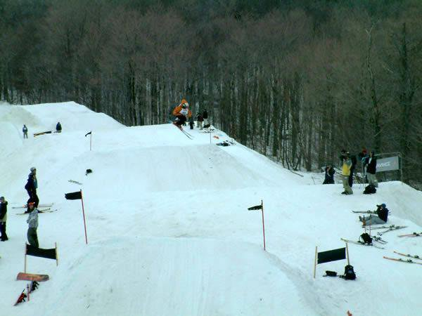 Brandon Lewis at the 2003 VT Open