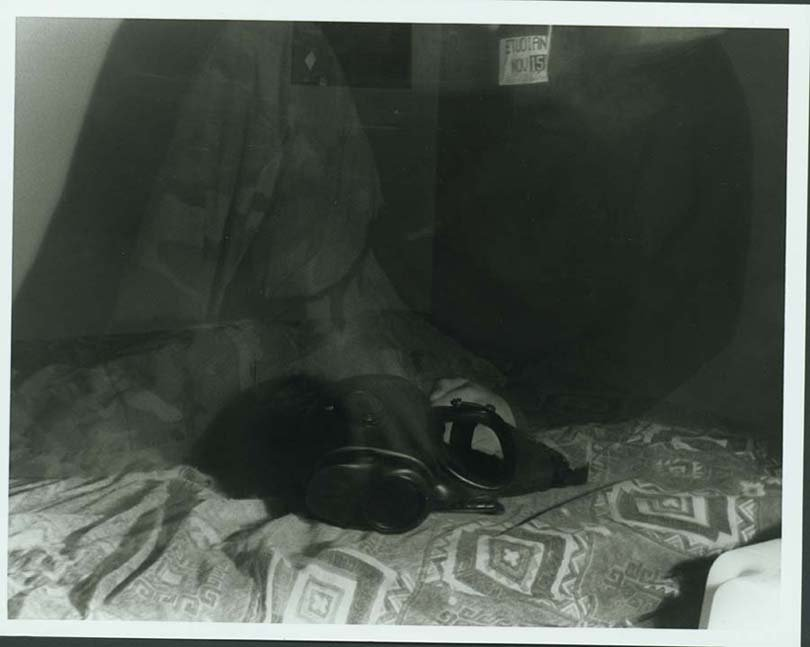 Gas Mask proj. 1