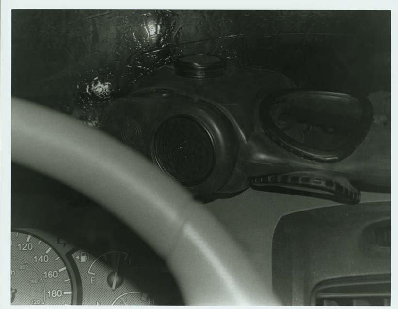 Gas Mask proj. 3
