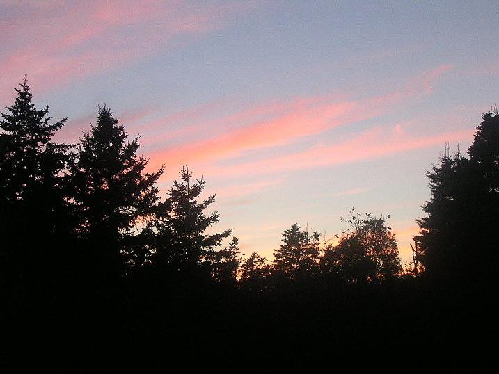 Arite sunset