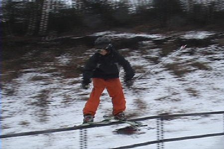 nick ridin the rail