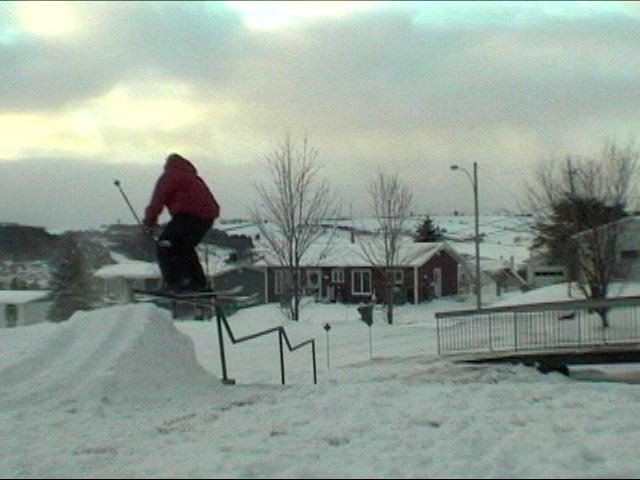could not hit the drop to curve rail so i sessionned this one